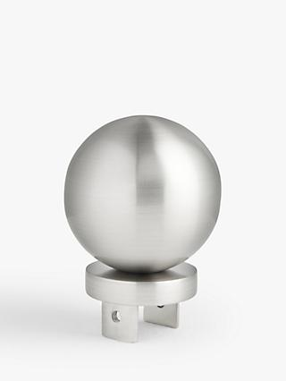 John Lewis & Partners Revolution Multi-Functional Pole System Ball Finial, 30mm