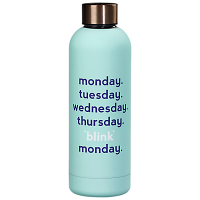 Yes Studio Monday Blink Water Bottle, 500ml