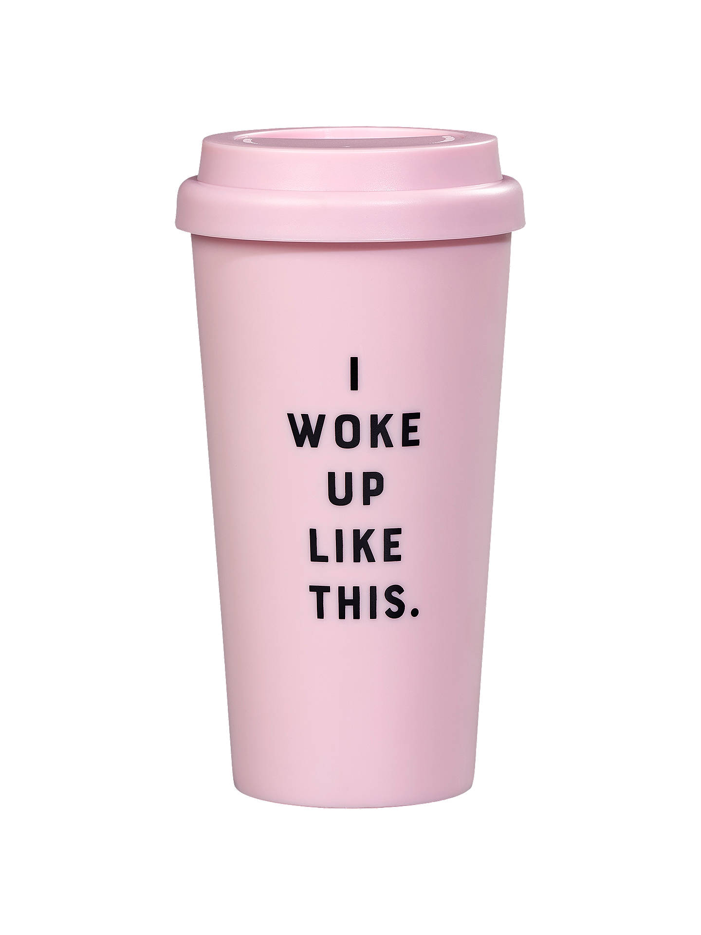 Yes Wake Not MugPink470ml Up 'i This' Like Travel Did Studio UVMpzqS