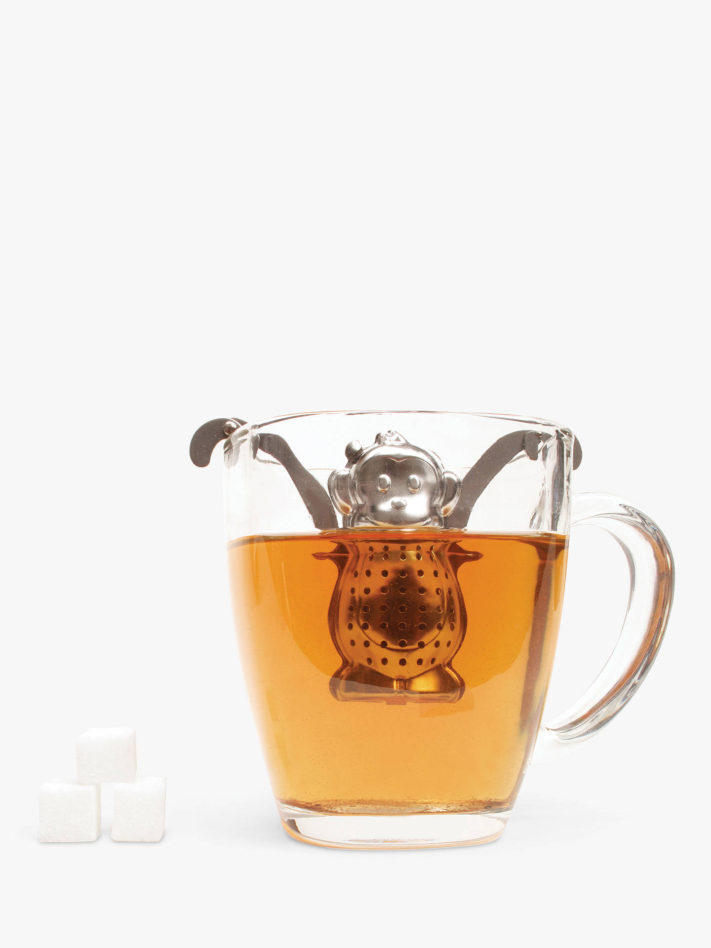 Kikkerland Monkey Tea Infuser