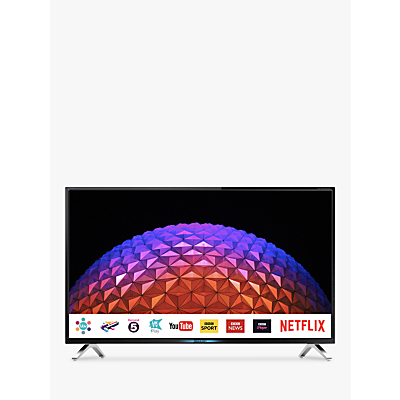 Sharp LC-32FI6522KF LED Full HD 1080p Smart TV, 32 with Freeview HD/Freeview Play, Miracast & Harman/Kardon Sound, Black