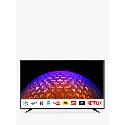 Image of Sharp LC-40FI5442KF Full HD 1080p Smart TV, 40 with Freeview HD/Freeview Play, Miracast & Harman/Kardon Sound, Black