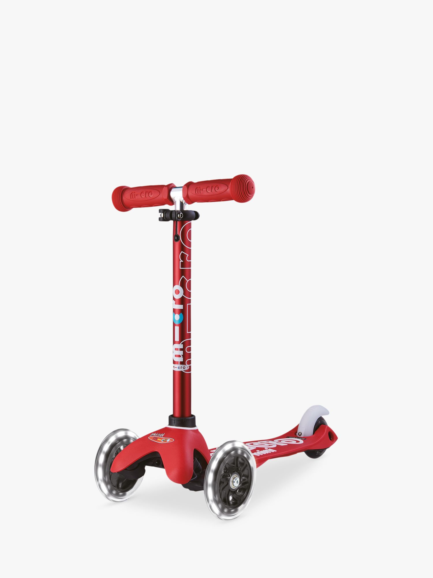 Micro Micro Mini Deluxe LED Scooter, 2-5 years