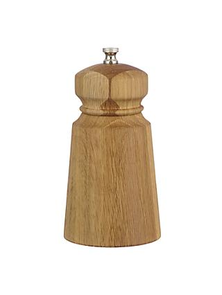 Croft Collection Oak Wood Pepper Mill