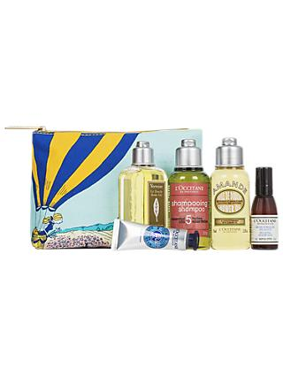 LOccitane Travel Essentials Gift Set