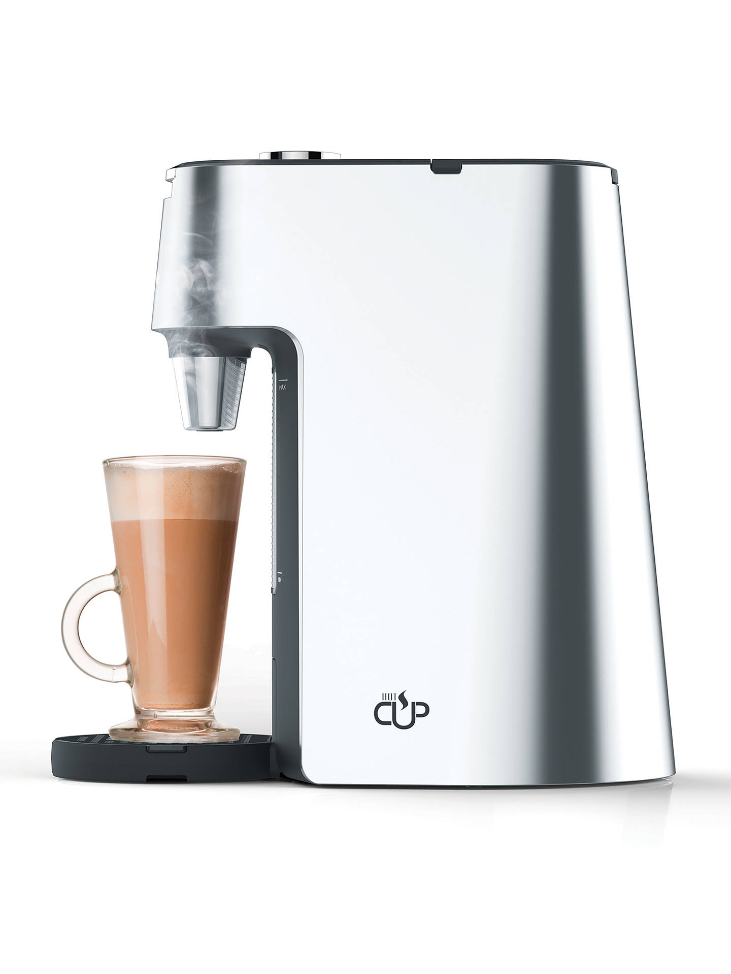 Buy Breville VKT111 HotCup with Variable Dispense, Silver Online at johnlewis.com