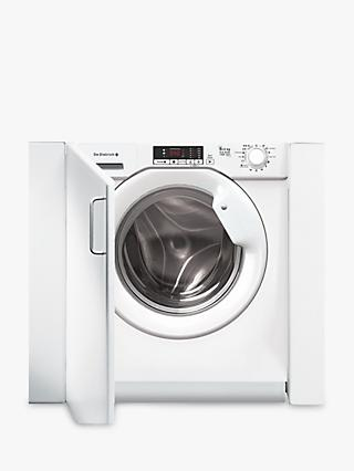 De Dietrich DLZ8514I Integrated Washing Machine, 7kg Load, A+++ Energy Rating, 1400 rpm Spin