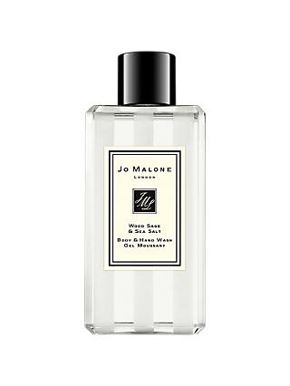 Jo Malone London Wood Sage & Sea Salt Body & Hand Wash, 100ml