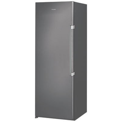 Hotpoint UH6F1CGUK.1 Freestanding Freezer, A+ Energy Rating, 59.5cm Wide, Graphite