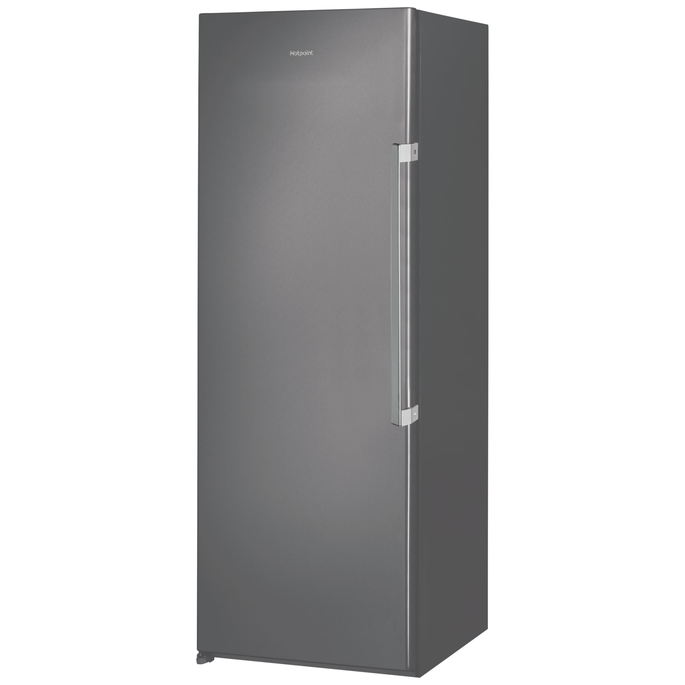 Hotpoint Hotpoint UH6F1CGUK.1 Freestanding Freezer, A+ Energy Rating, 59.5cm Wide, Graphite
