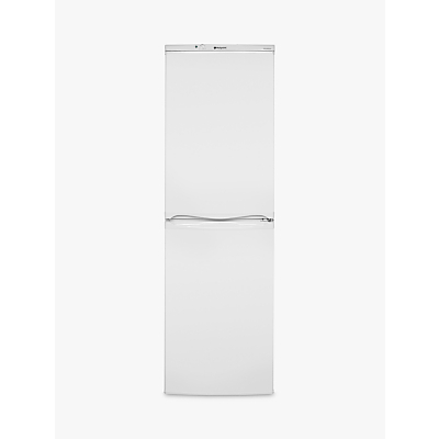 Hotpoint HBNF5517WUK Freestanding Fridge Freezer, A+ Energy Rating, 54.5cm Wide, White