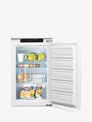 Indesit INF901EAA.1 Integrated Freezer A+ Energy Rating, 54.5cm Wide, White