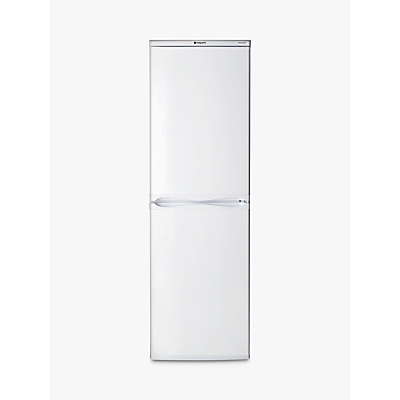 Hotpoint HBD5517W Freestanding Fridge Freezer, A+ Energy Rating, 55cm Wide, Polar White