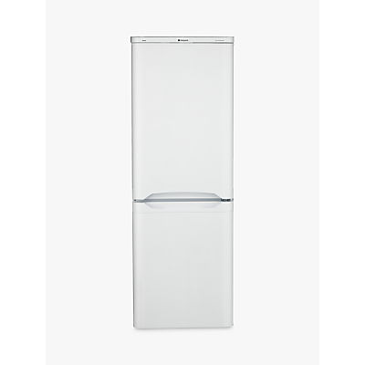 Hotpoint HBD5515W Freestanding Fridge Freezer, A+ Energy Rating, 55cm Wide, Polar White