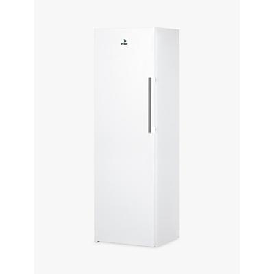 Indesit UI8F1CWUK.1 Freestanding Freezer A+ Energy Rating, 59.5cm Wide, White