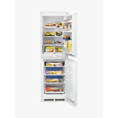 Hotpoint Aquarius HM325FF21 NT Intergrated Fridge Freezer, A+ Energy Rating, 54.5cm Wide, White