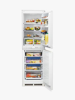 Hotpoint Aquarius HM325FF21 NT Intergrated Fridge Freezer, A+ Energy Rating, 54.5cm Wide, White