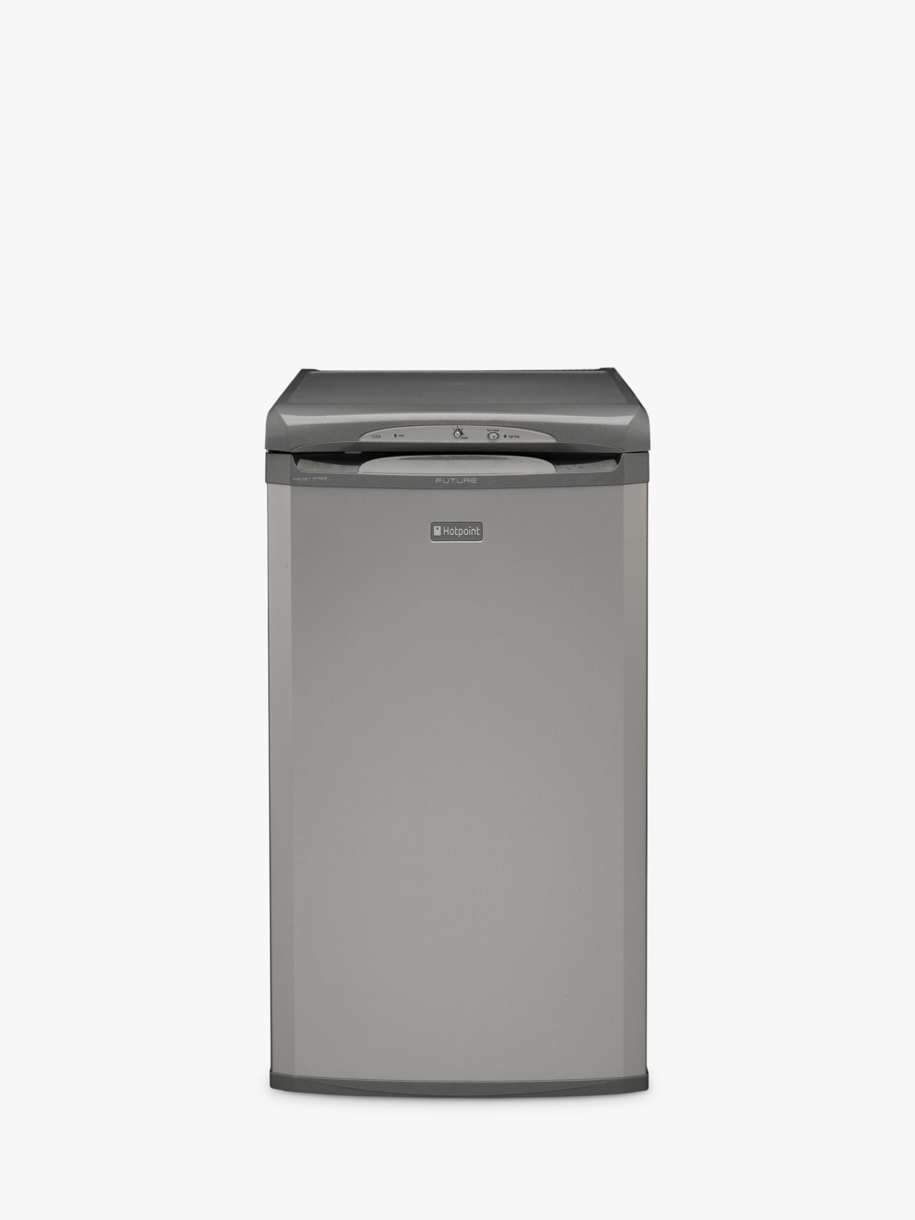 Hotpoint Hotpoint FZA36G Freezer, A+ Energy Rating, 60cm Wide, Graphite