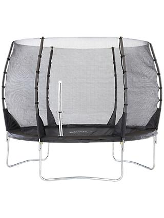 Plum Premium Magnitude 10ft Trampoline with 3G Enclosure