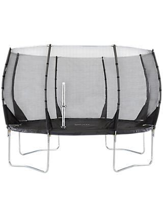 Plum Premium Magnitude 12ft Trampoline with 3G Enclosure