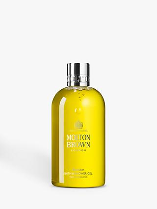 Molton Brown Bushukan Bath & Shower Gel, 300ml