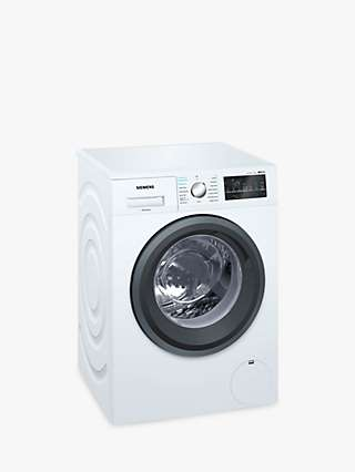 Siemens iQ500 WD15G422GB Freestanding Washer Dryer, 7kg/4kg Load, 1500rpm Spin, White
