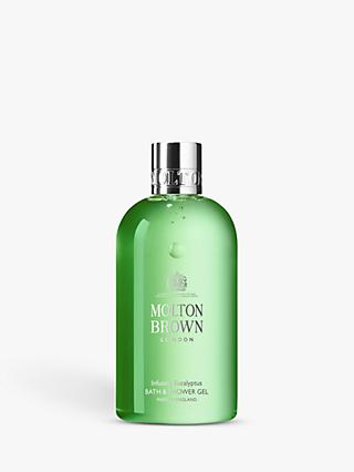 Molton Brown Infusing Eucalyptus Bath & Shower Gel, 300ml