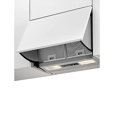 AEG DEB2631S Built-In Cooker Hood, Aluminium