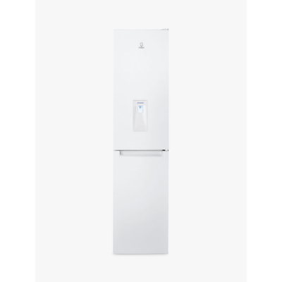 Indesit LD70N1W Freestanding Fridge Freezer, A+ Energy Rating, 60cm Wide, White
