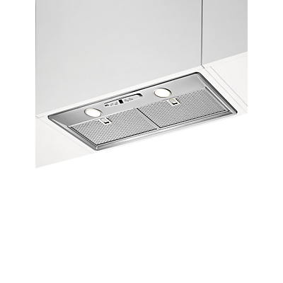 AEG DGB3850M Built-in Canopy Cooker Hood, Stainless Steel