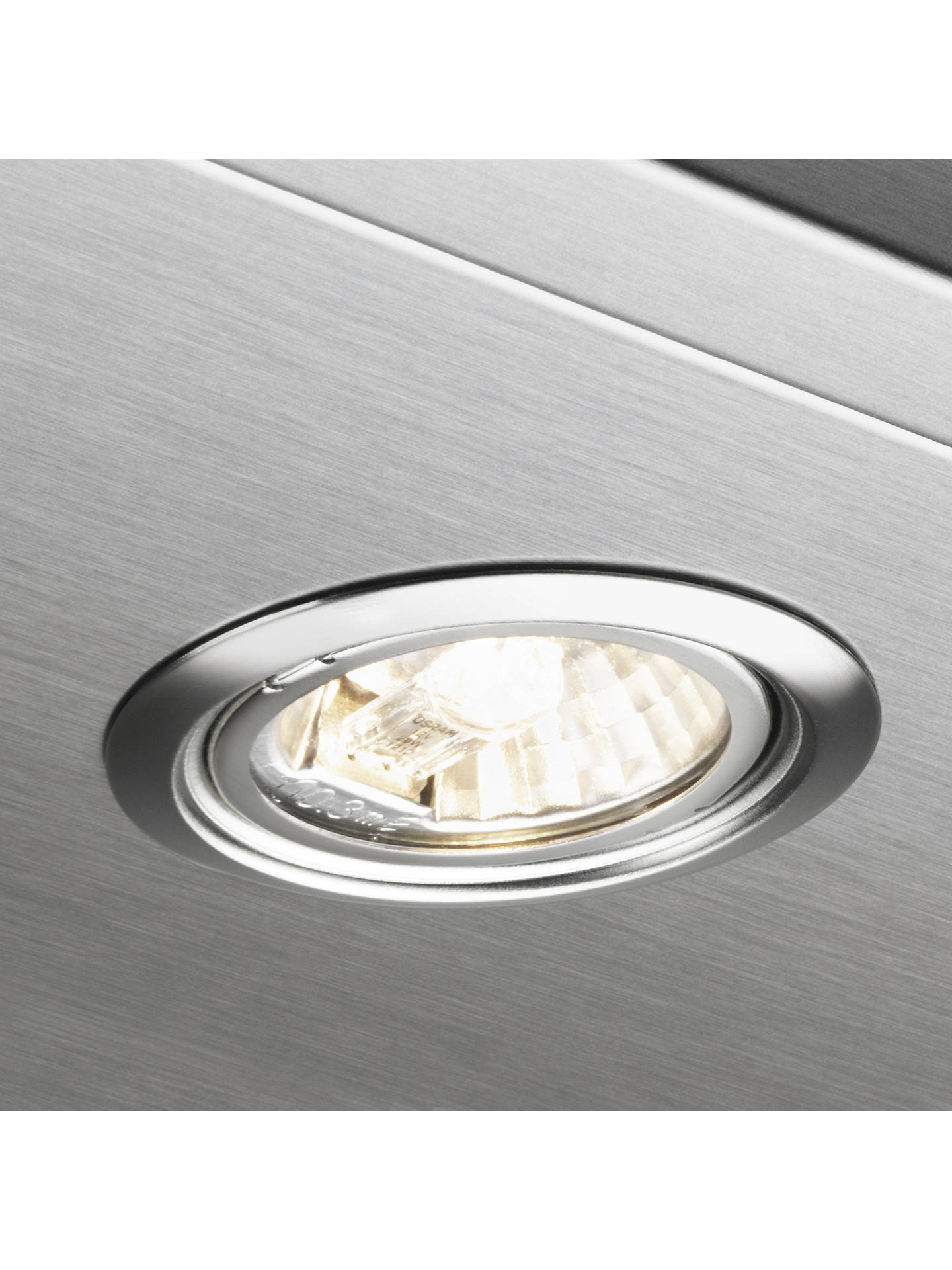 BuyAEG DTB3651M Chimney Cooker Hood, Stainless Steel Online at johnlewis.com