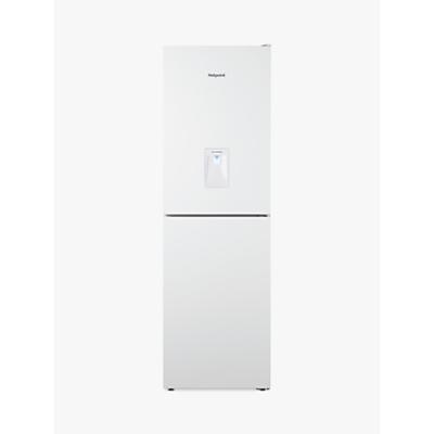 Hotpoint Day1 XAL85T1IWWTD Freestanding Fridge Freezer, A+ Energy Rating, 60cm Wide, White