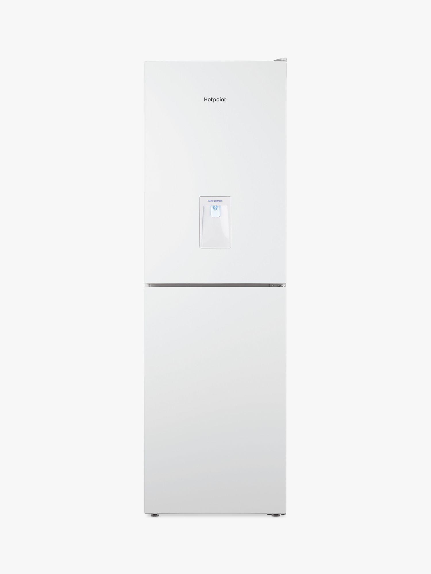 Hotpoint Hotpoint Day1 XAL85T1IWWTD Freestanding Fridge Freezer, A+ Energy Rating, 60cm Wide, White