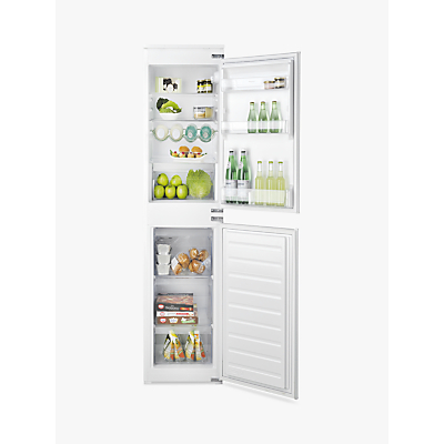 Hotpoint HMCB50501AA.UK Aquarius Freestanding Fridge Freezer, A+ Energy Rating, 54cm Wide, White