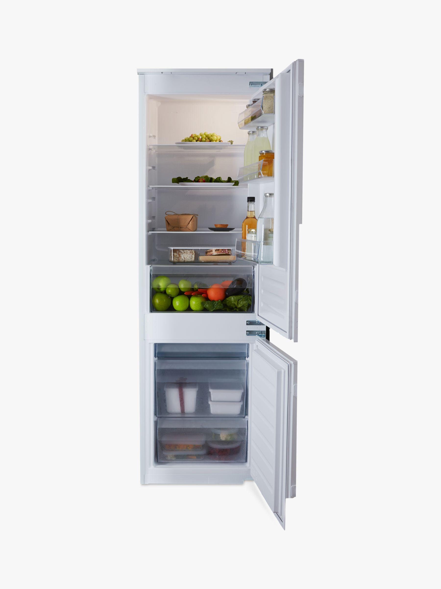 Hotpoint Hotpoint HMCB7030AA.1 Integrated Fridge Freezer, A+ Energy Rating, 54cm Wide, White