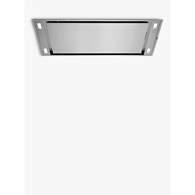 AEG DCE5980HM Remote Controlled Chimney Cooker Hood, Stainless Steel