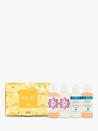 Buy REN Relax Body Care Gift Set Online at johnlewis.com