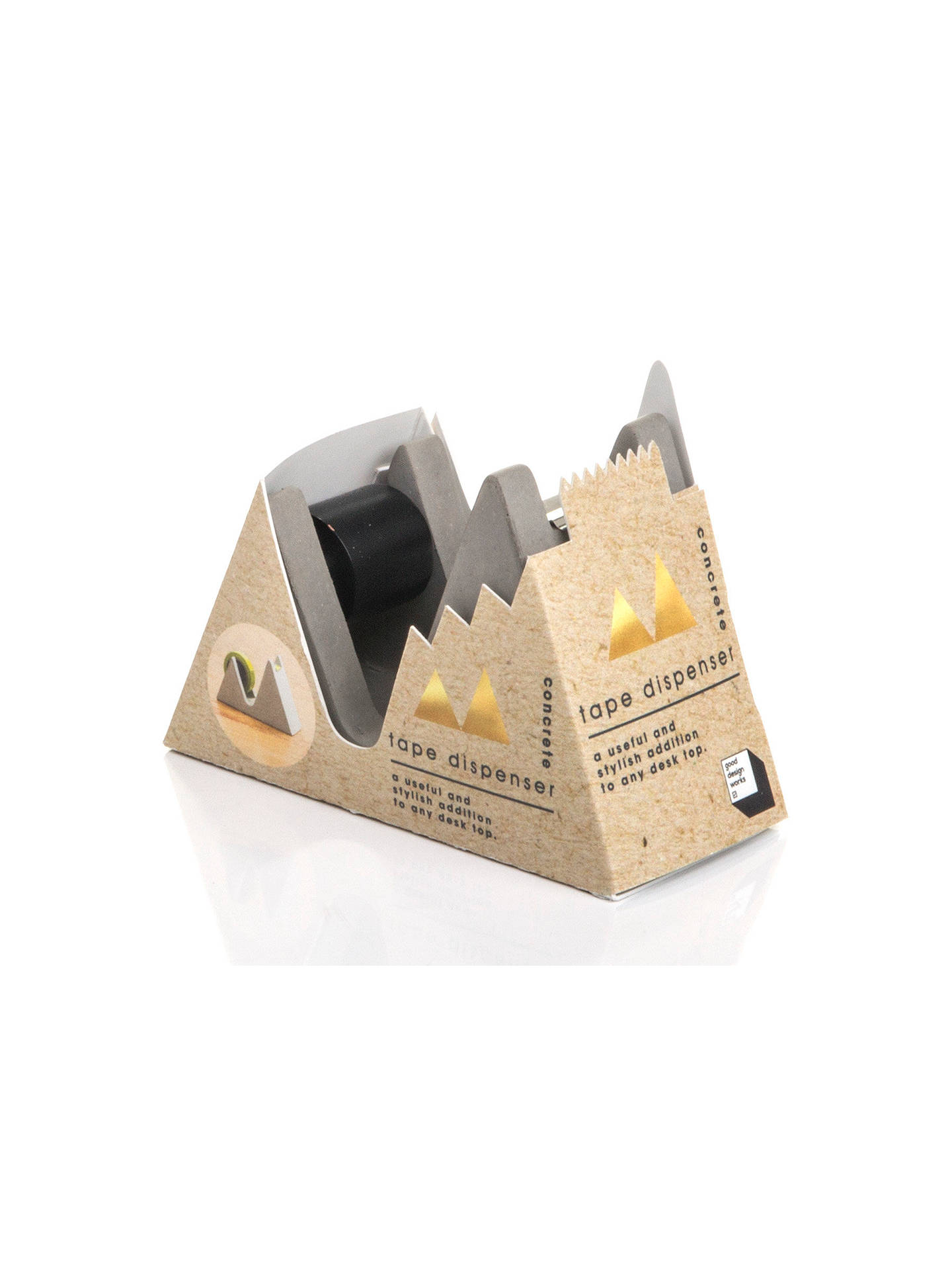 Buy SUCK Concrete Tape Dispenser Online at johnlewis.com