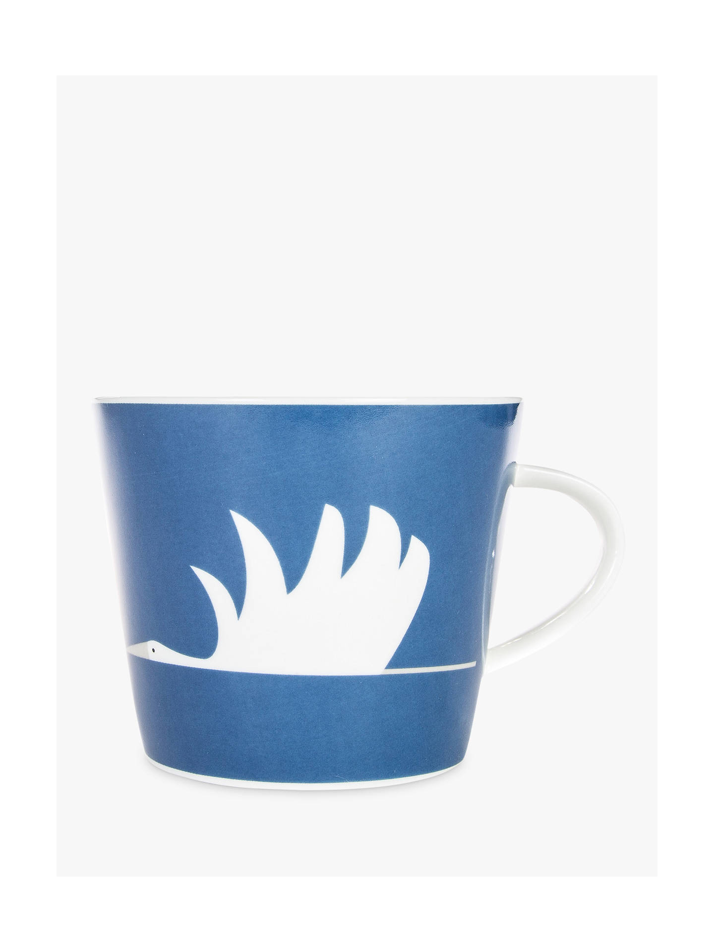 BuyScion Colin Crane Mug, 350ml, Blue Online at johnlewis.com