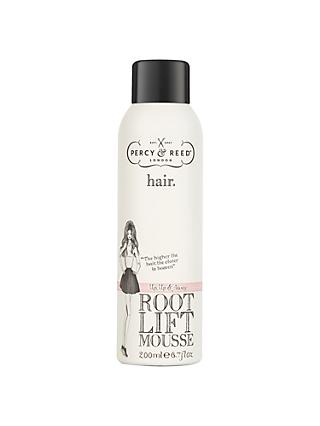 Percy & Reed Up, Up & Away Root Lift Mousse, 200ml