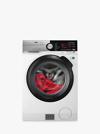 AEG L9WEC169R Freestanding Washer Dryer, 10kg Wash/6kg Dry Load, A Energy Rating, White