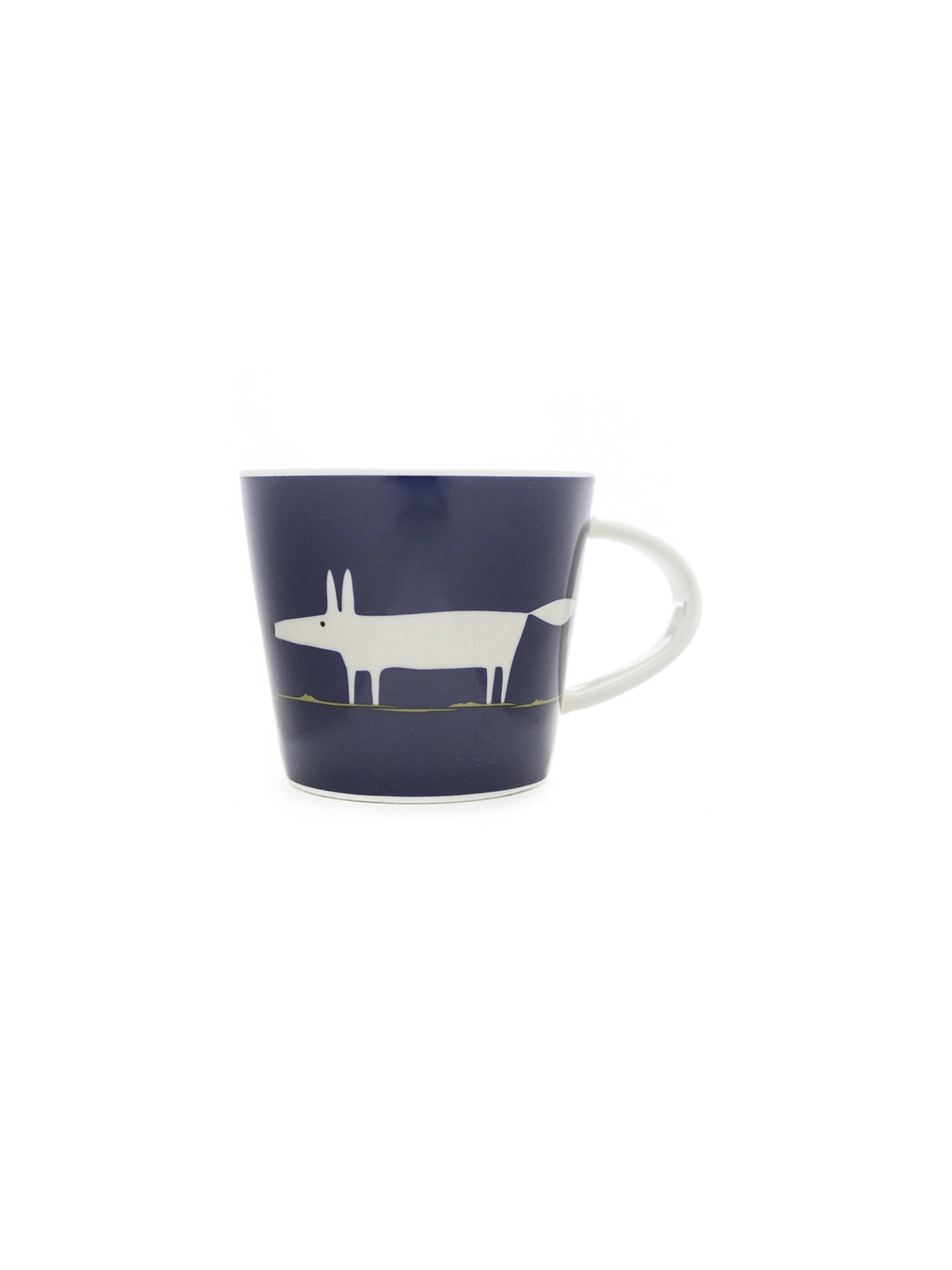 BuyScion Mr Fox Espresso Cups, Assorted, Set of 4, 108ml Online at johnlewis.com