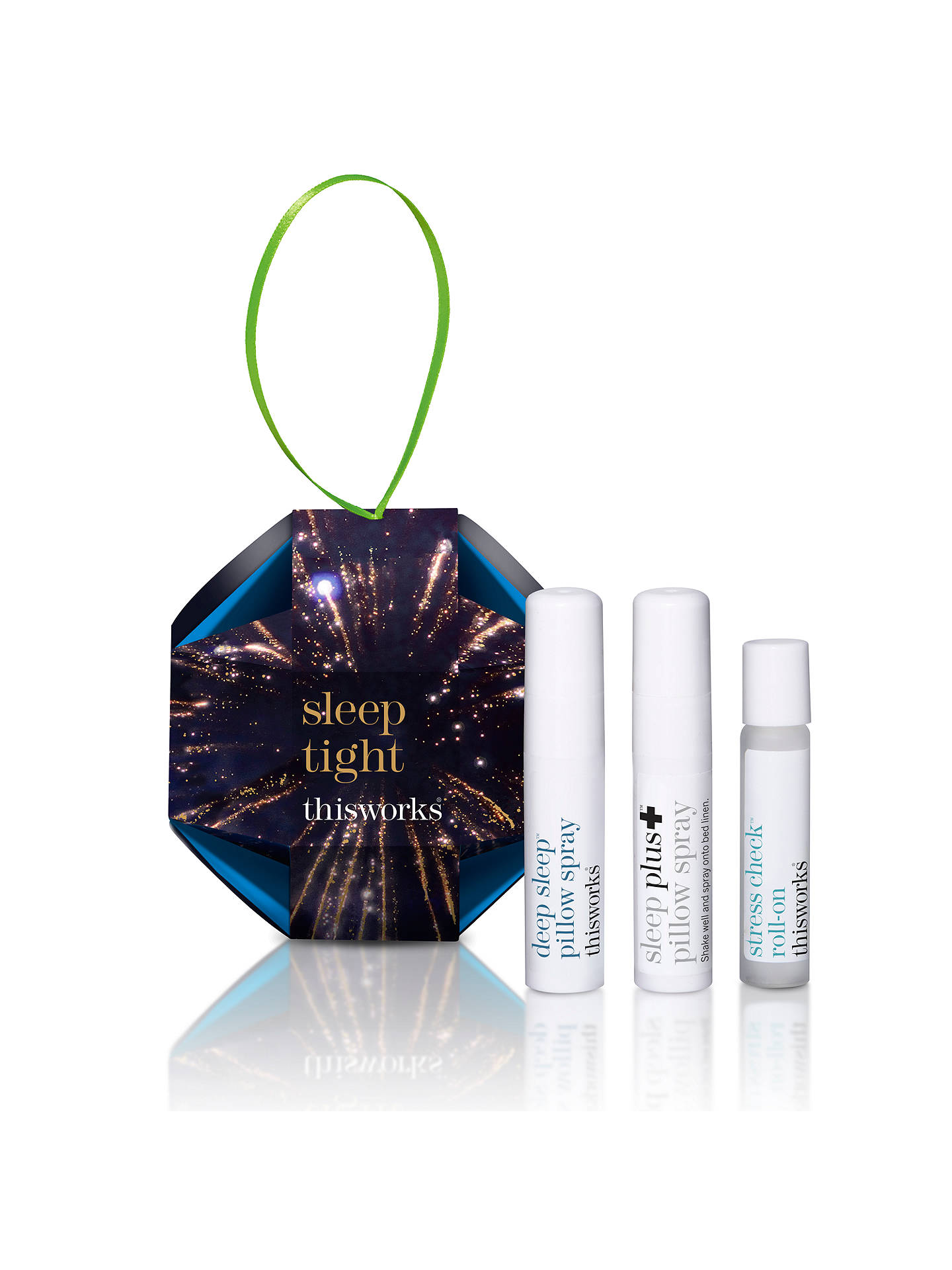 Buy This Works Sleep Tight Fragrance Gift Set Online at johnlewis.com