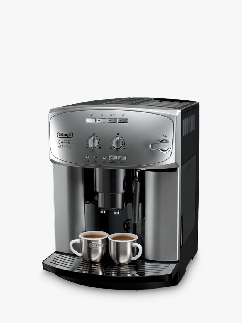 Delonghi De'Longhi ESAM2200 Venezia Bean-to-Cup Coffee Machine, Silver