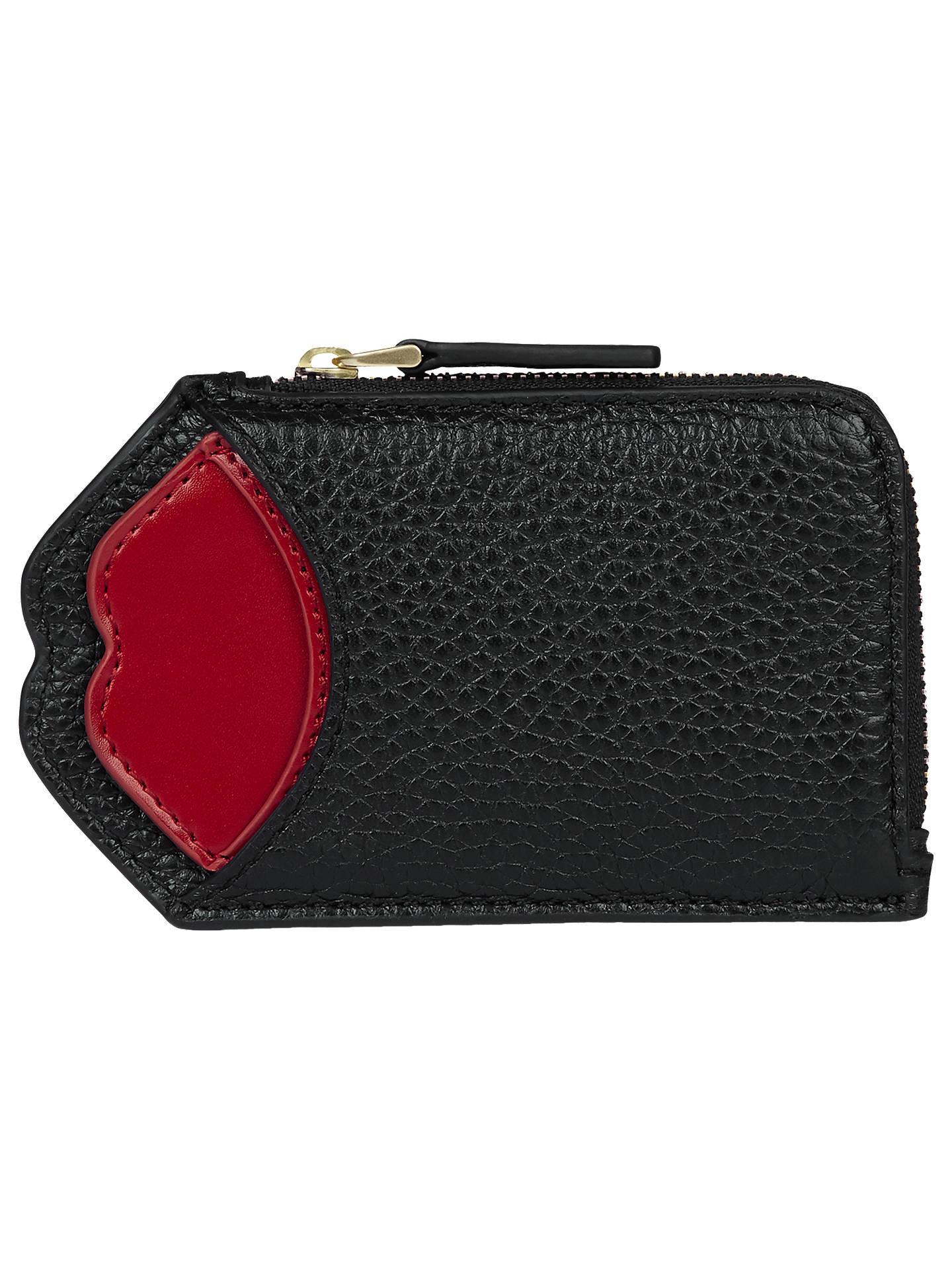 0d07c3e8768b0 Buy Lulu Guinness Pop Up Lip Liliana Leather Purse