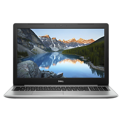 Image of Dell Inspiron 17-5770 Laptop, Intel® Core™ i5, 8GB RAM, AMD Radeon, 1TB HDD + 128GB SSD, 17.3 Full HD, Silver
