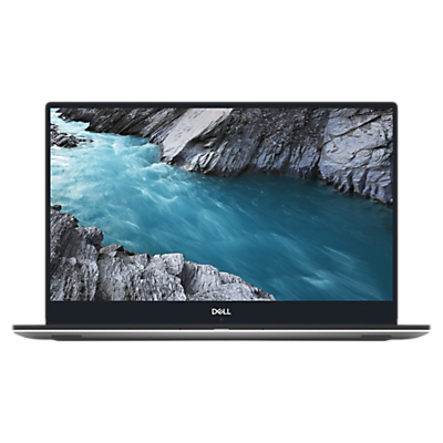 Image of Dell XPS 15-9570 Laptop, Intel Core i7, 16GB RAM, NVIDIA GeForce GTX 1050Ti, 512GB SSD, 15.6 Ultra HD, Silver