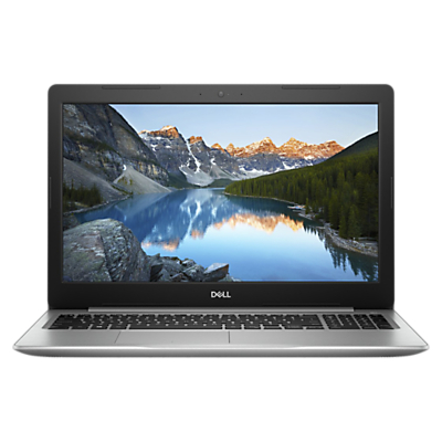 Image of Dell Inspiron 15-5575 Laptop, Intel® Core™ i7, 8GB RAM, AMD Radeon, 256GB SSD, 15.6 Full HD, Silver