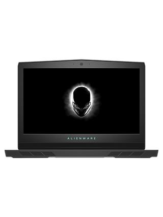 "Alienware 17 R5 Gaming Laptop, Intel Core i7-8750H, 16GB RAM, 1TB HDD + 256GB SSD, GeForce GTX 1070, 17.3"" WQXGA Screen, Black"