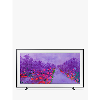 Samsung The Frame (2018) Art Mode TV with No-Gap Wall Mount, 65, Ultra HD Certified